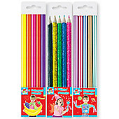 Stationery Colouring Pencils (15 pk)