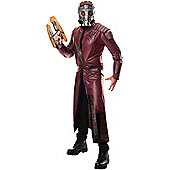 Adult Guardians Of The Galaxy Star-Lord Deluxe Costume Extra Large
