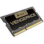 Corsair Microsystems Vengeance 8GB Memory Module PC312800 1600 MHz DDR3 SODIMM