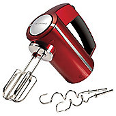 Morphy Richards Hand Mixer, 48989, 300W - Red