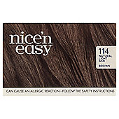 Nice'N Easy Permanent Colour #6A Natural Light Ash Brown (Former Shade #114)