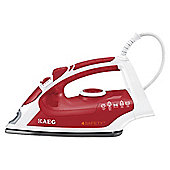AEG DB5115RP 3 way Auto off Steam Iron - Red