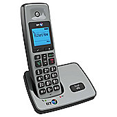 BT 2000 Single Cordless Telephone , Silver