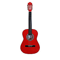 "Martin Smith 36""( 3/4) Size Ac Classical Guitar - Red"