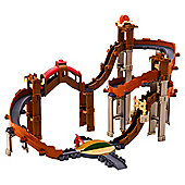 Chuggington StackTrack Rescue at Rocky Ridge Mine Play set