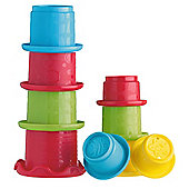 Tesco Loves Baby Stacking Fun Cups