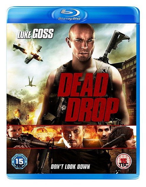 Dead Drop - Bluray