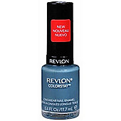 Revlon Colorstay Nail Enamel / Varnish 11.7ml - 280 Blue Slate