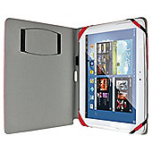 "Linx Samsung Galaxy Tab 2 & Note 10"" Folio Case - Red"