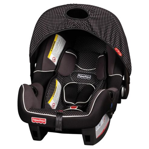 Fisher Price Deluxe Infant Carrier, Group 0+