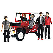 One Direction Jeep