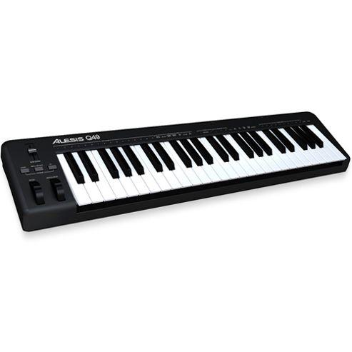 Q49 USB MIDI Keyboard