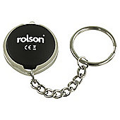 Rolson LED Keyring Torch