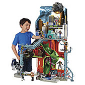Teenage Mutant Ninja Turtles Movie 2 Sewer Lair Playset