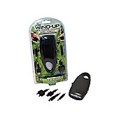 Unicom 56676 Wind Up Torch & Mobile Phone Charger