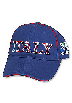 Official Italy Rugby World Cup 2011 Cap