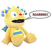Henry Hugglemonster Roar Back Soft Toy