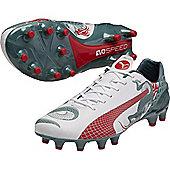 Puma Evospeed Graphic 1.3 Fg Football Boots - White