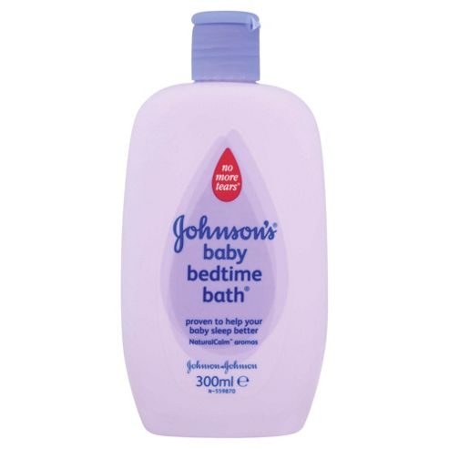 Johnsons        Baby Bedtime    Bath 300Ml