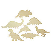 Bigjigs Toys BJ021T05 Dinosaur Drawing Templates