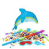 Dolphin Pinata Kit