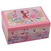 Fantasy Fairy Multi Compartment Jewellery Box