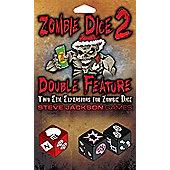 Zombie Dice 2 - Double Feature - Esdevium - Steve Jackson Game