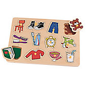 ELC Everyday Lift Out Puzzle
