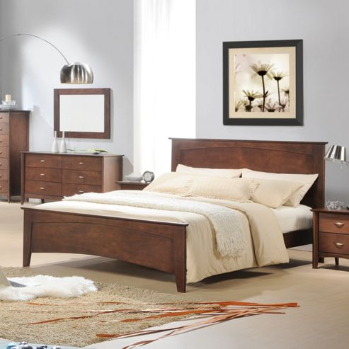 Julian Bowen Minuet Bed Frame - King