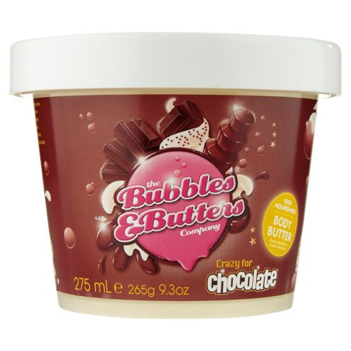 The Bubbles & Butters Company – Crazy for Chocolate – Skin Nourishing Body Butter
