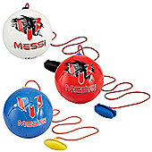 Outdoor Football Messi Training Ball (Complete Set of 3 Colours Supplied)