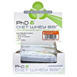 Diet Whey Bar Chocolate orange