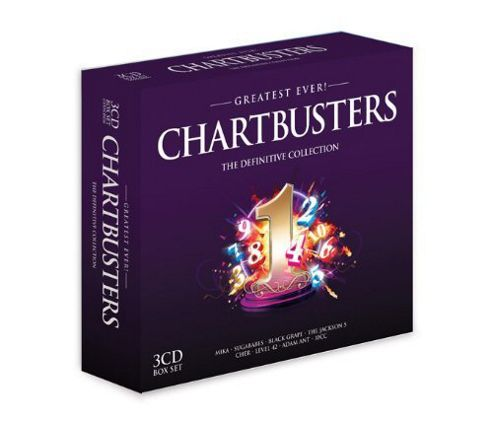 Greatest Ever Chartbusters (3Cd)