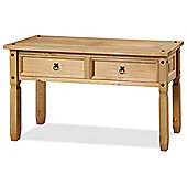 Wiseaction Porto Console Table with 2 Drawers