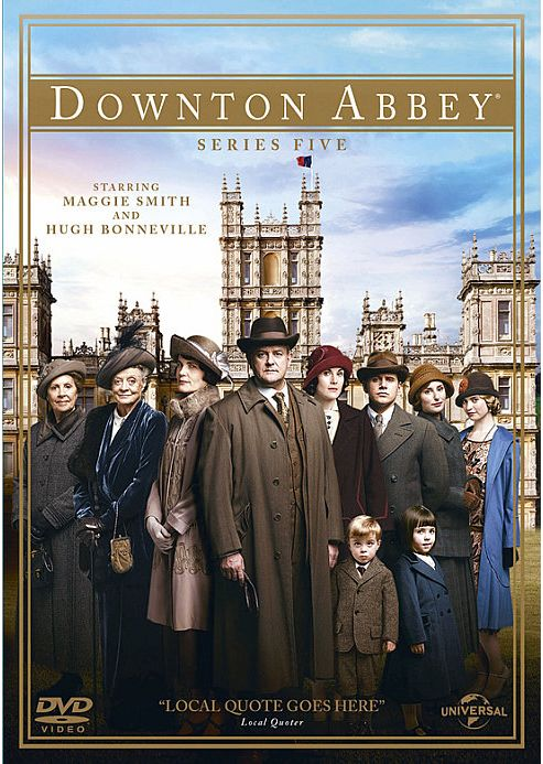 buy downton abbey series 5 dvd boxset from our drama dvds range tesco. Black Bedroom Furniture Sets. Home Design Ideas