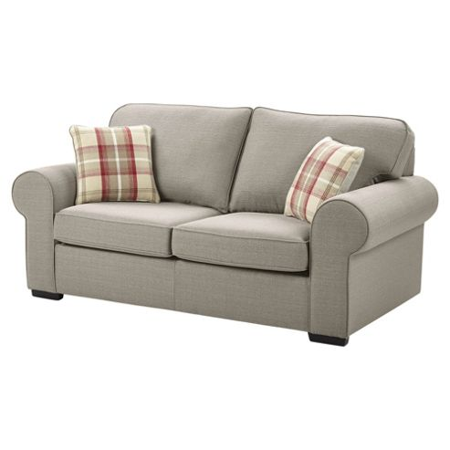Buy earley sofa bed taupe from our sofa beds range tesco for Sofa bed tesco