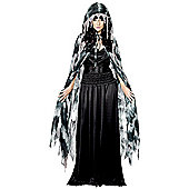 Discontinued - Ghost Cape - Adult Costume Size: 8-14