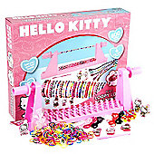 Hello Kitty 2 in 1 Loopy Loom Band And Braid Set - 600 Loom Bands
