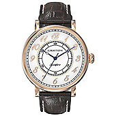 Grayton S-Line Mens Leather Watch GR-0014-001.2