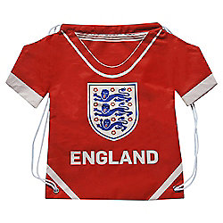 Shirt Gym Sack - 3 Lions - Red