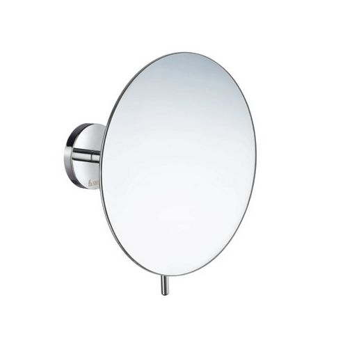 Smedbo Outline Wall-Mount Swivel Shaving / Make-up Mirror