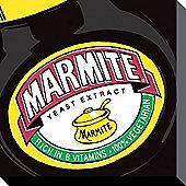 Marmite Close-Up Canvas Print
