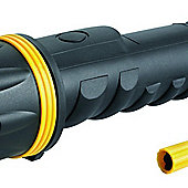 LED Heavy Duty Rubber Torch