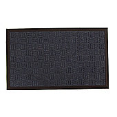 Starke Bantry Barrier Mat Blue 45X75cm