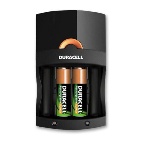 Lindy Duracell Simply 4 Battery Charger