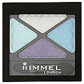 Rimmel Glam'Eyes Quad Eyeshadow State of Grace