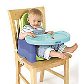 The First Years Swing Tray Booster Seat Blue/Green