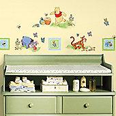 Disney's Winnie the Pooh Wall Stickers