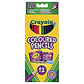 Crayola Colouring Pencils, 12 Pack