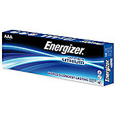 Energizer Ultimate Lithium AAA Pack of 10